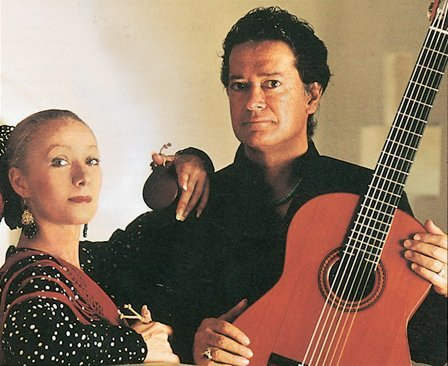 Ruben Romero & Lydia Torea