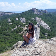 Тина Соболева on My World.