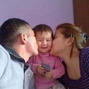 Акжомарт+Улдана Бактыбаевтар on My World.