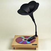 CD Player on My World.