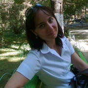 Аня Бабаджанова on My World.