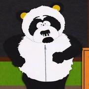 Панда сексуальное домогательство on My World.